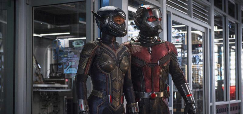 Ant-Man a Wasp